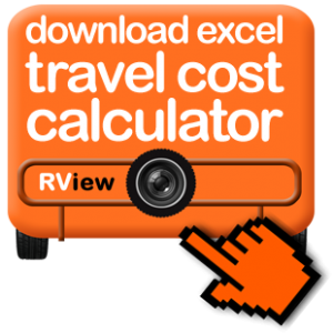 Travel Cost Calculator RView