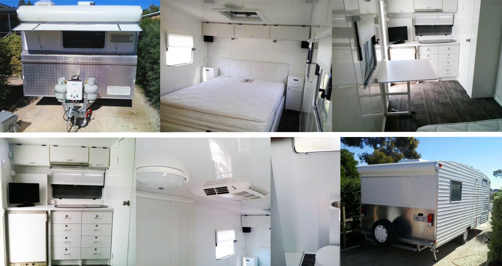 Caravan Renovation Or Rebuild